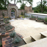 Hard landscaping from design to construction